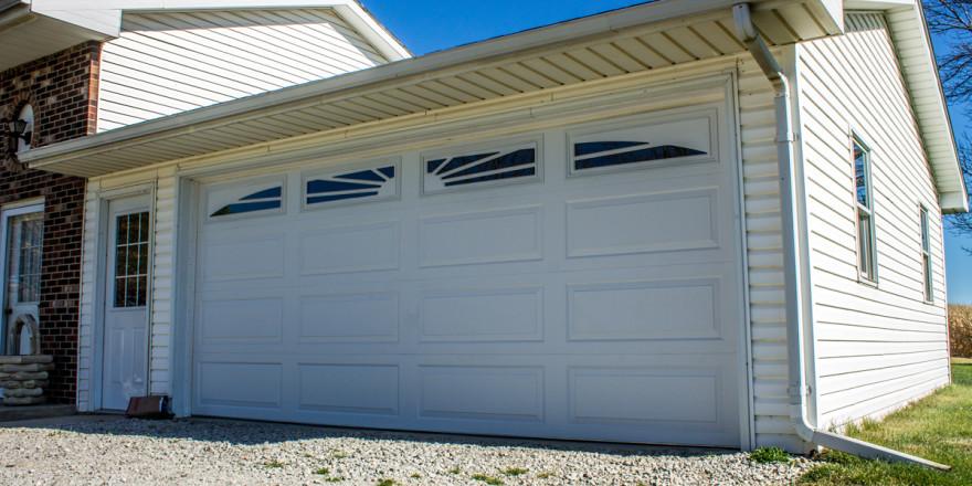 Ranch Panel Garage Door Styles